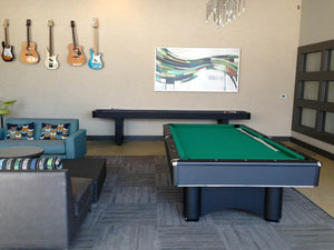 Destroyer Pool Table
