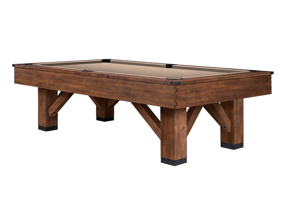 Harpeth II Pool Table