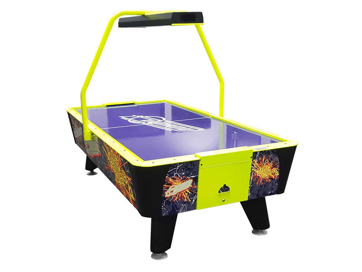 Hot Flash Air Hockey