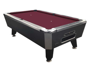Panther Black Cat Pool Table
