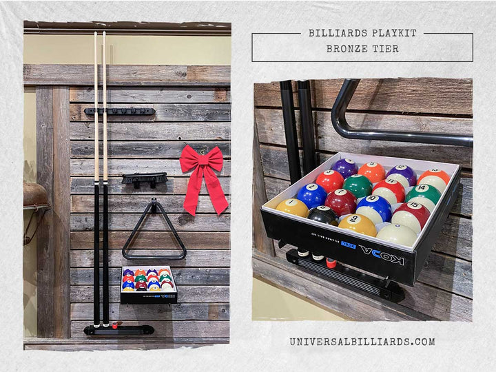 Billiards Playkit