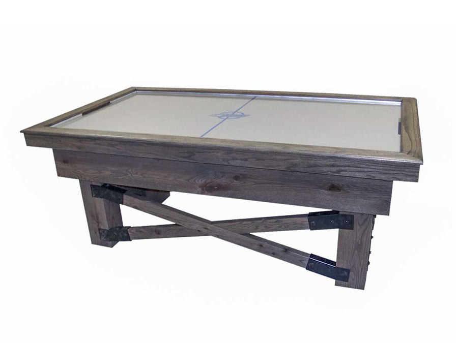 Rustic Air Hockey