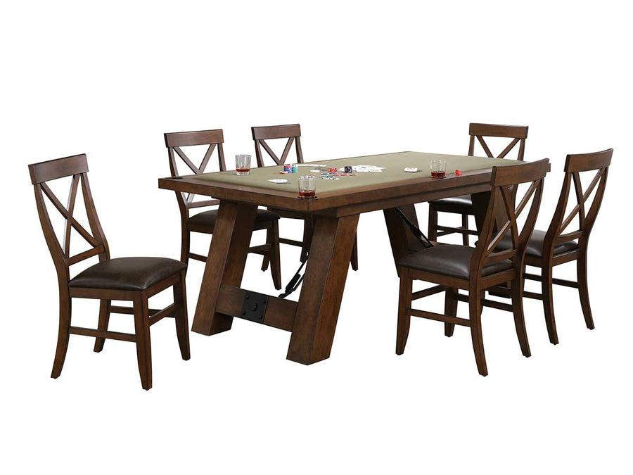 Savannah Poker Set