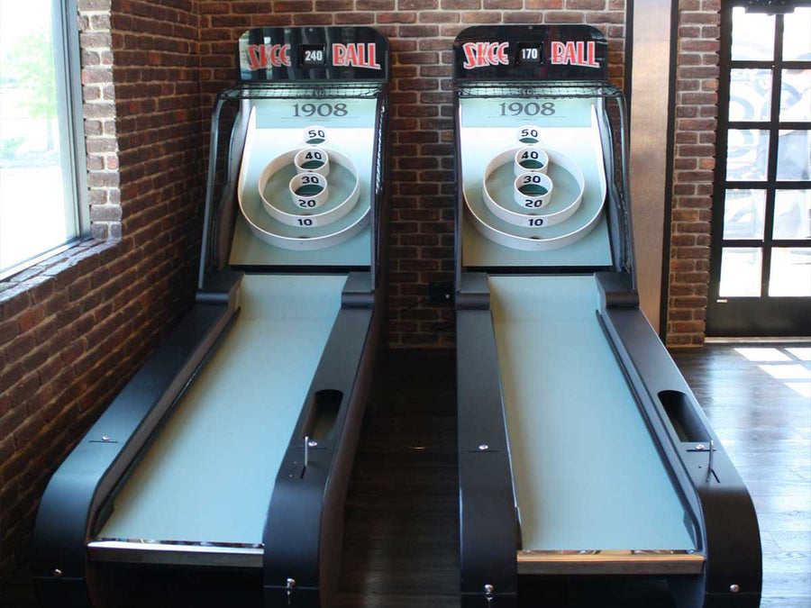 Skee-Ball 1908 Alley