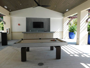 South Beach Pool Table