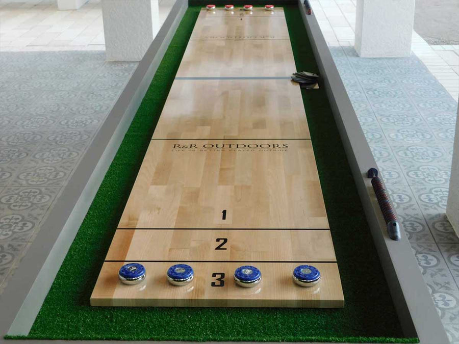 South Beach Shuffleboard