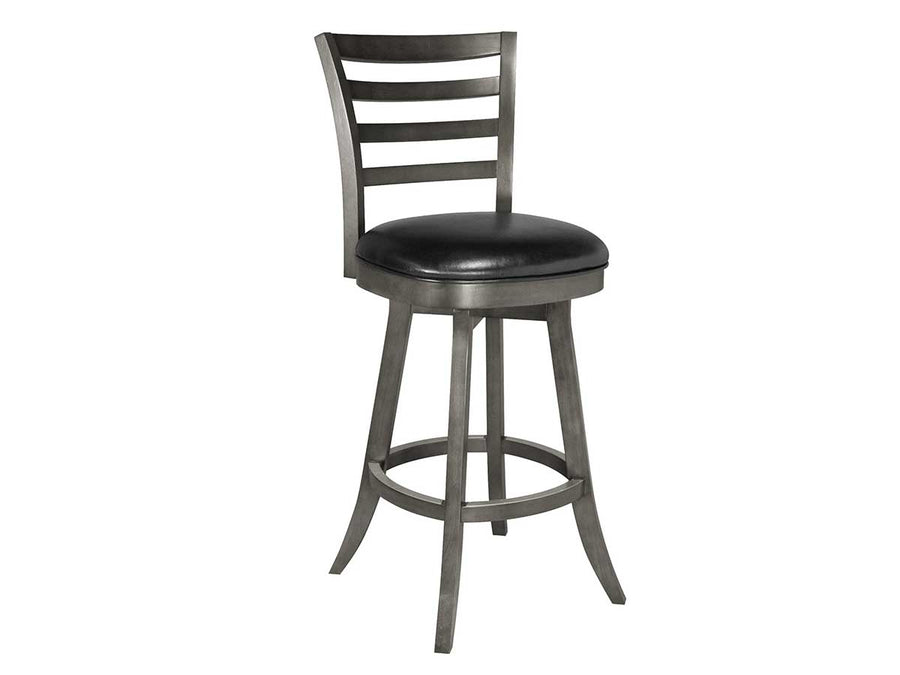 Sterling Backed Bar Stool