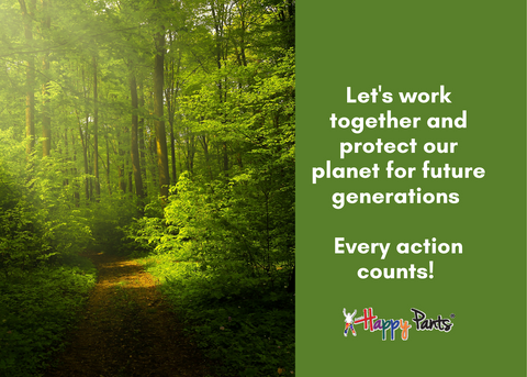 Tips for sustainable living and environmental protection