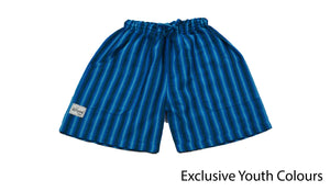 Youth aqua shorts - Happy Pants