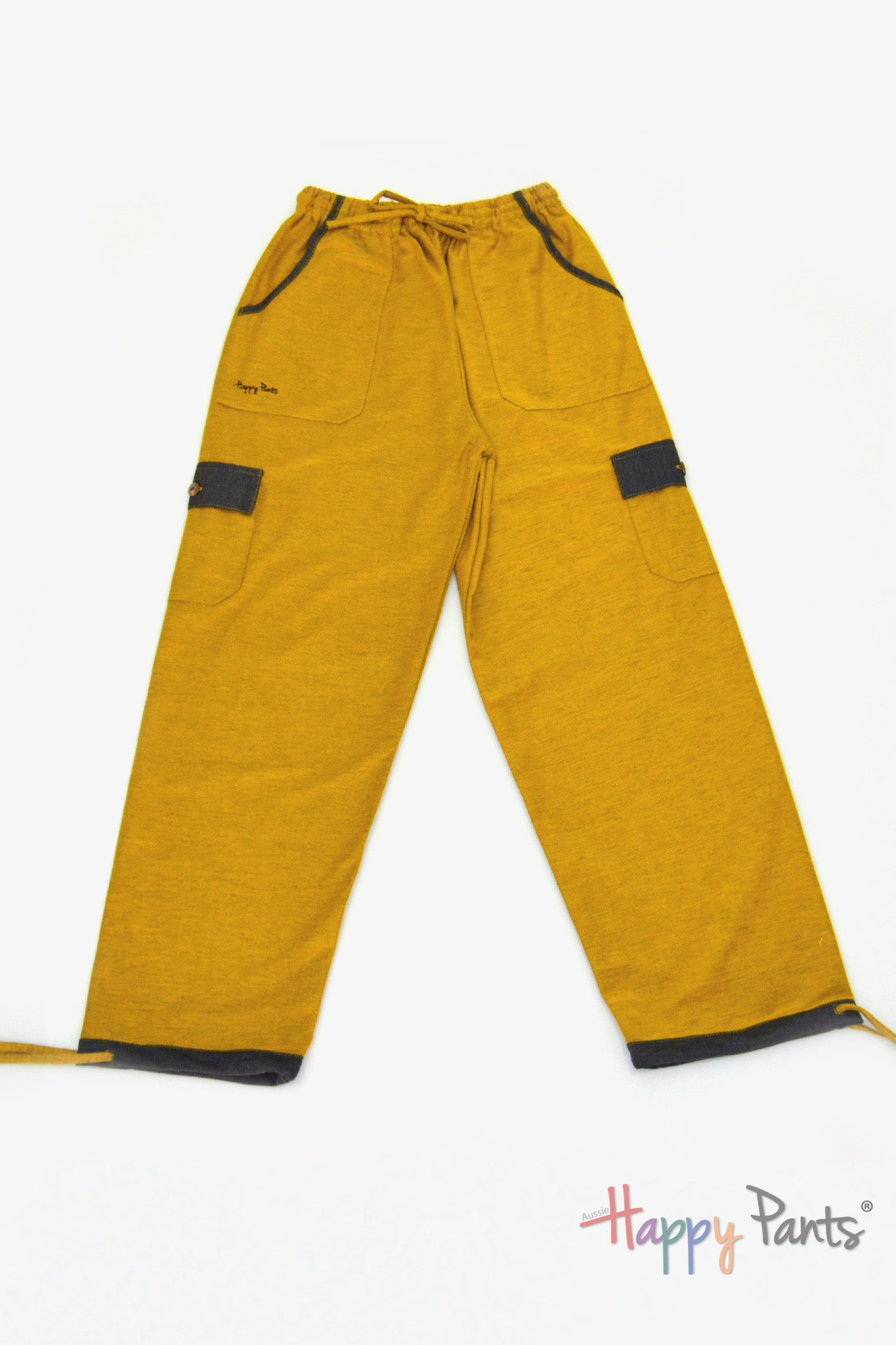 Golden Dragon Pants