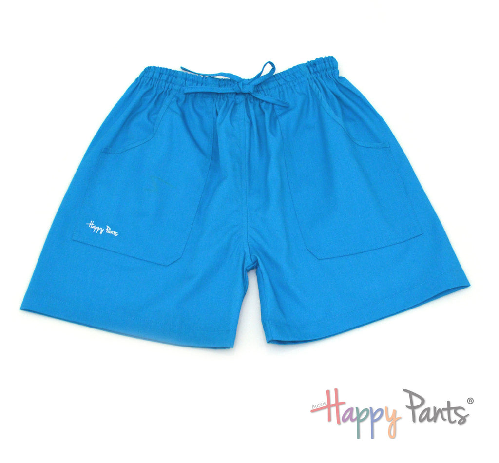 Summer Air Aqua Shorts