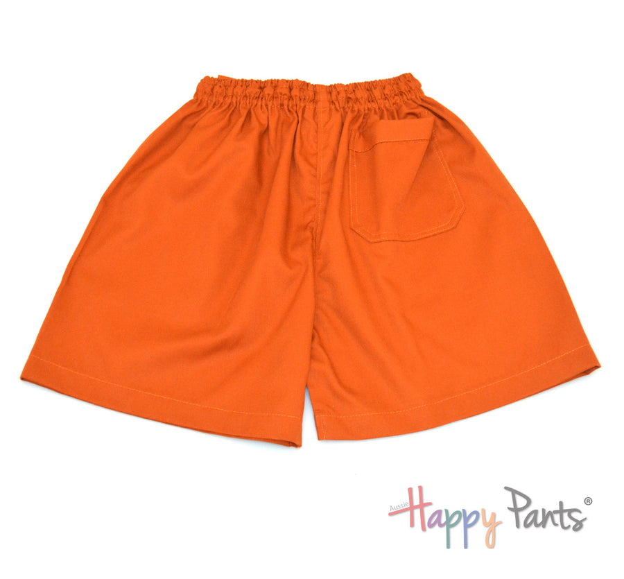 Tangerine Bliss Shorts