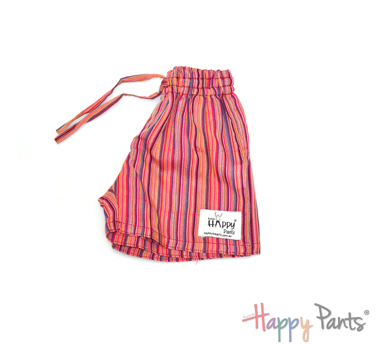 Wild Berry Pink Kids Shorts