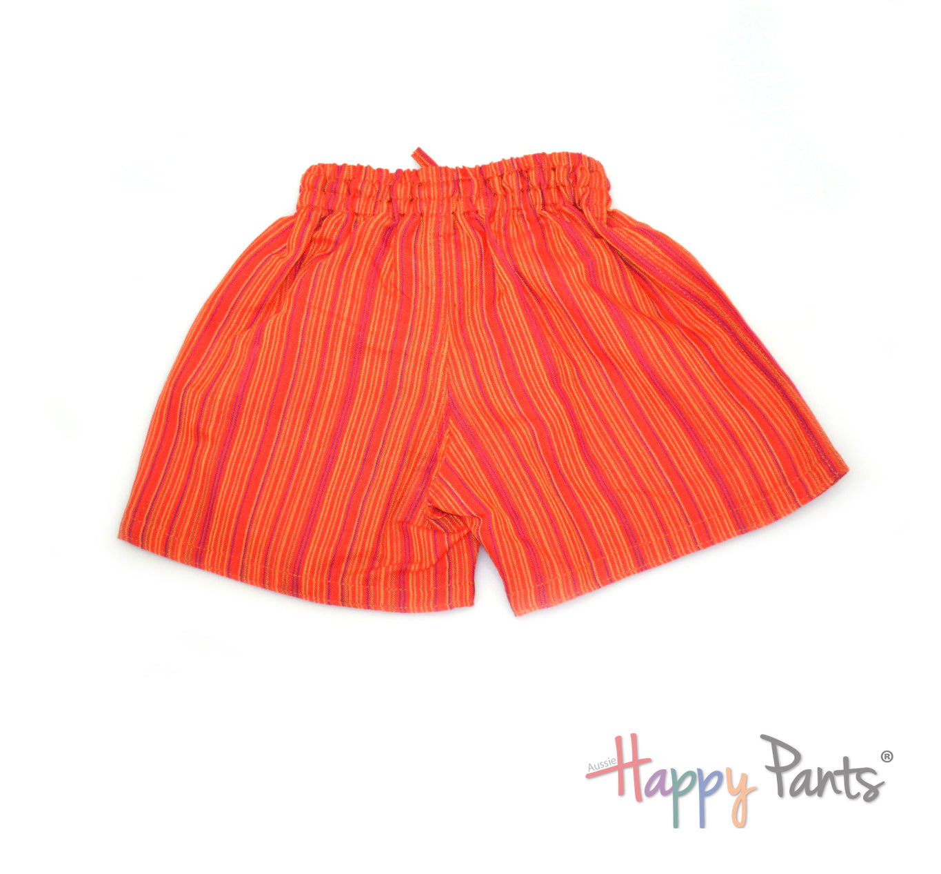 Apricot Jam Orange Kids Shorts