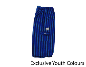 Blue Youth Boardshorts - Happy Pants