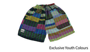 Youth Rainbow shorts - Happy Pants