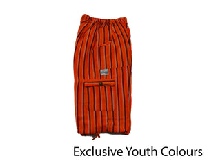 Orange Youth Boardshorts - Happy Pants