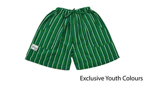 Green Youth shorts - Happy Pants