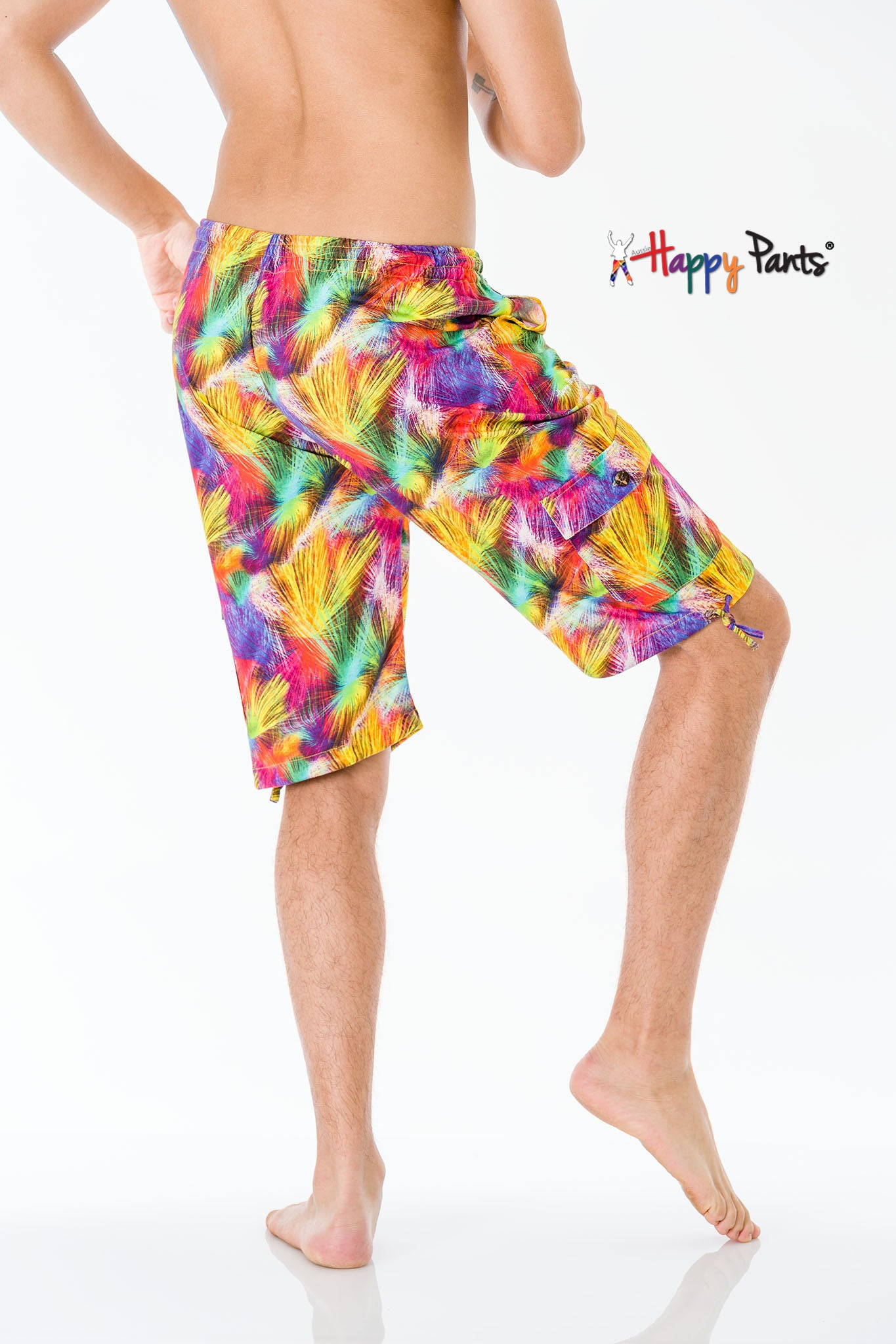 Multicolour Boardshorts
