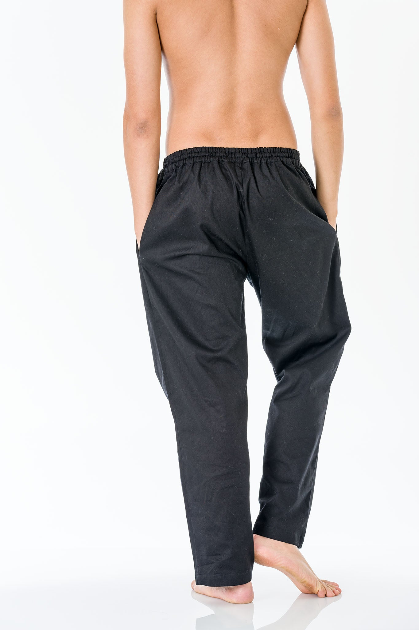 Midnight Black Pants