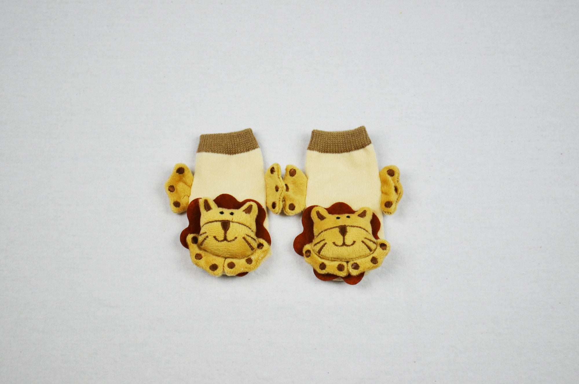 Lion - Aussie Happy Socks - Baby Socks - Happy Pants - 1
