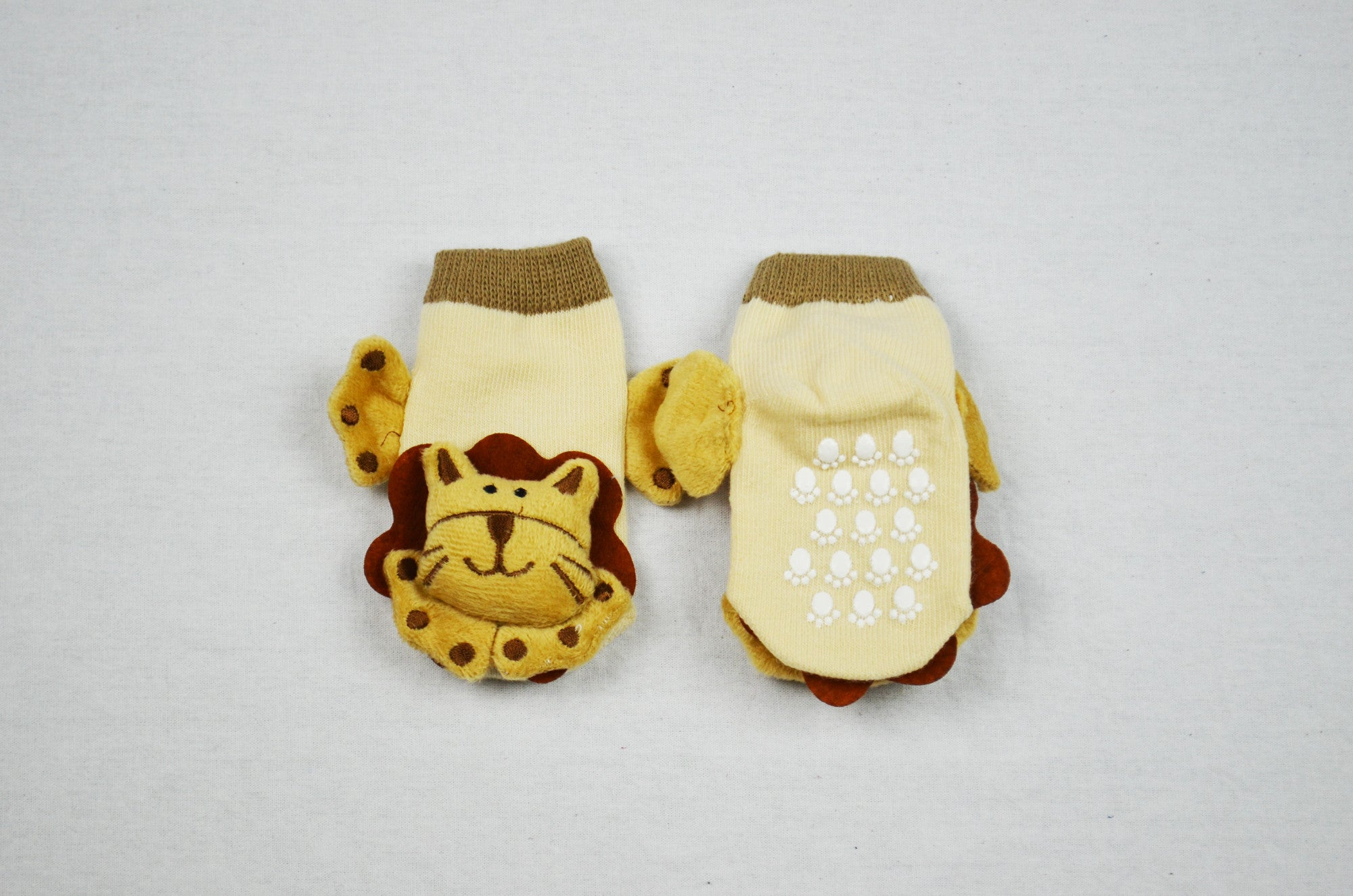 Lion - Aussie Happy Socks - Baby Socks - Happy Pants - 2