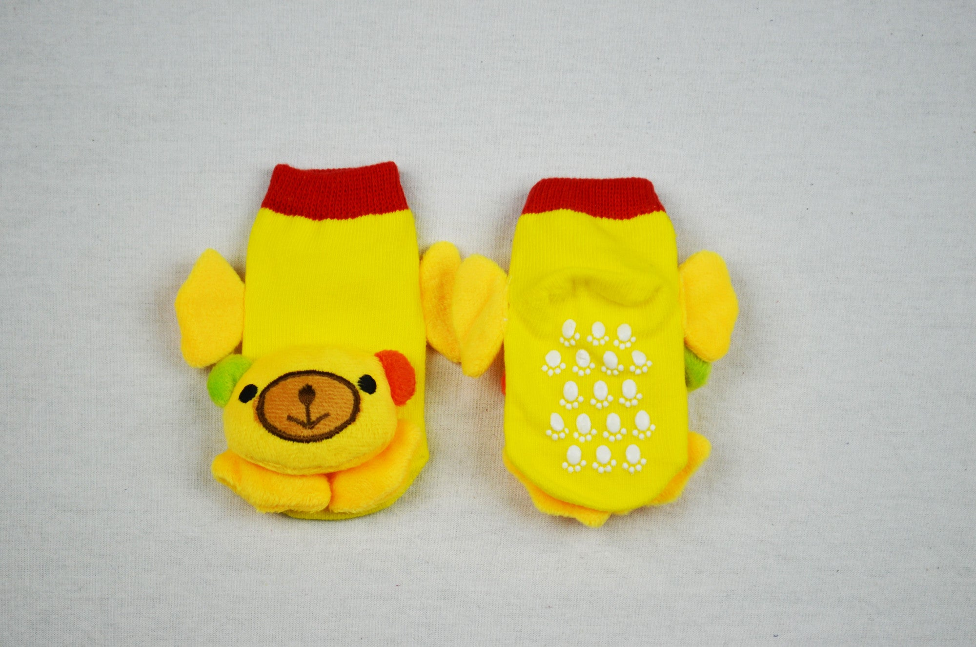 Bear - Aussie Happy Socks - Baby Socks - Happy Pants - 2