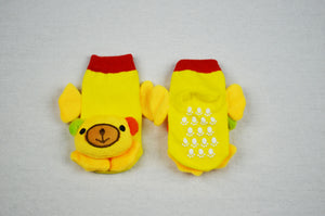 Bear - Aussie Happy Socks - Baby Socks - Happy Pants - 1