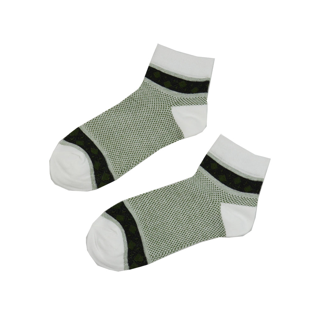 Green and Black Classic - Aussie Happy Socks - Happy Pants