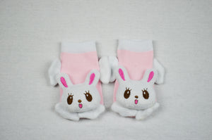 Rabbit - Aussie Happy Socks - Baby Socks - Happy Pants - 1