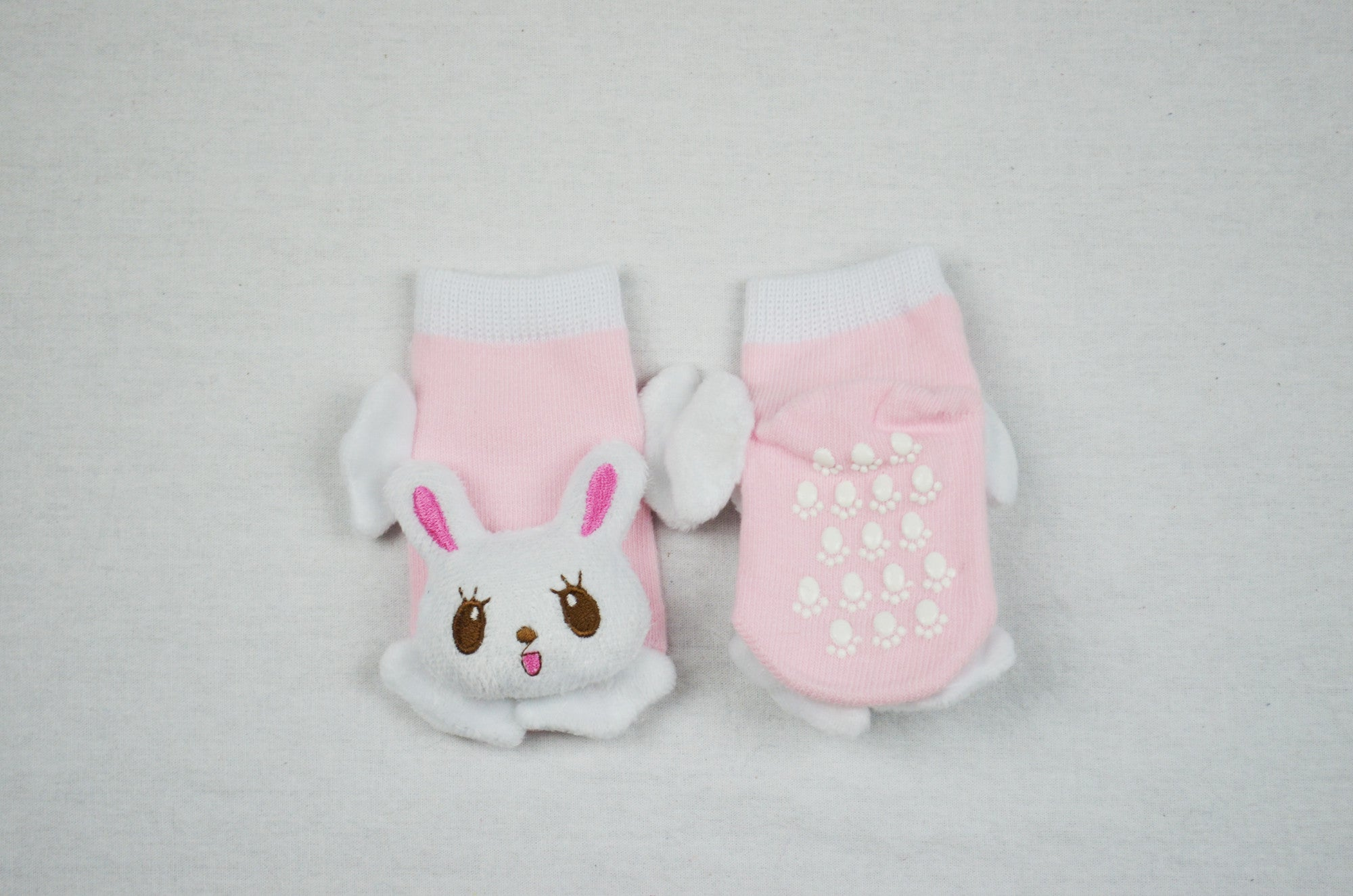 Rabbit - Aussie Happy Socks - Baby Socks - Happy Pants - 2