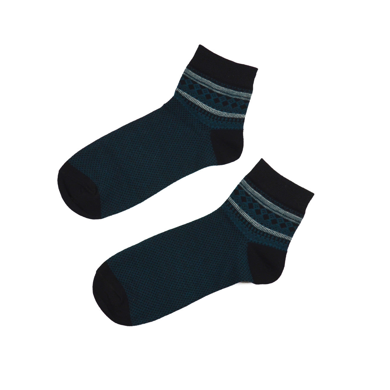 Black and Blue Classic - Aussie Happy Socks - Happy Pants