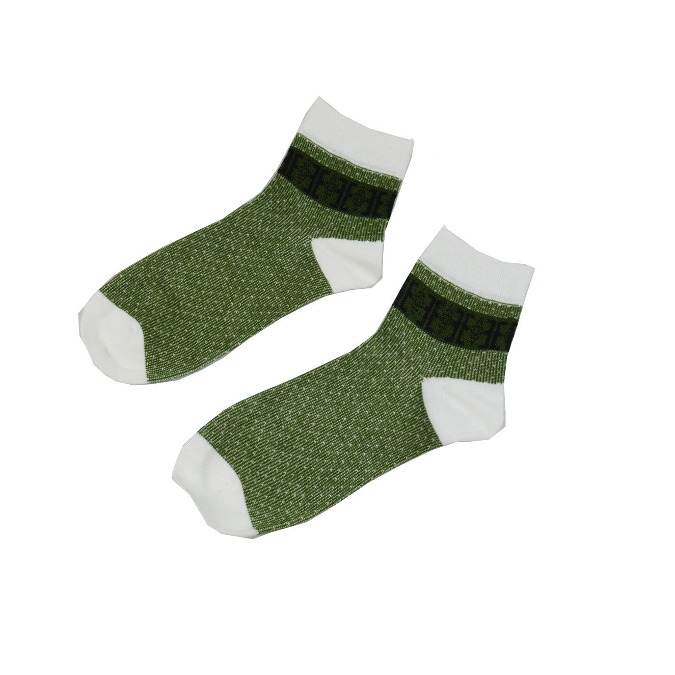 Green Classic - Aussie Happy Socks - Happy Pants
