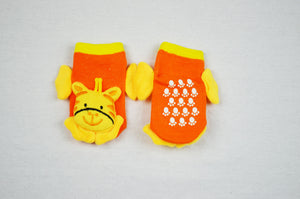 Giraffe - Aussie Happy Socks - Baby Socks - Happy Pants - 2