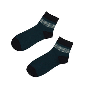Black and Gray Classic - Aussie Happy Socks - Happy Pants