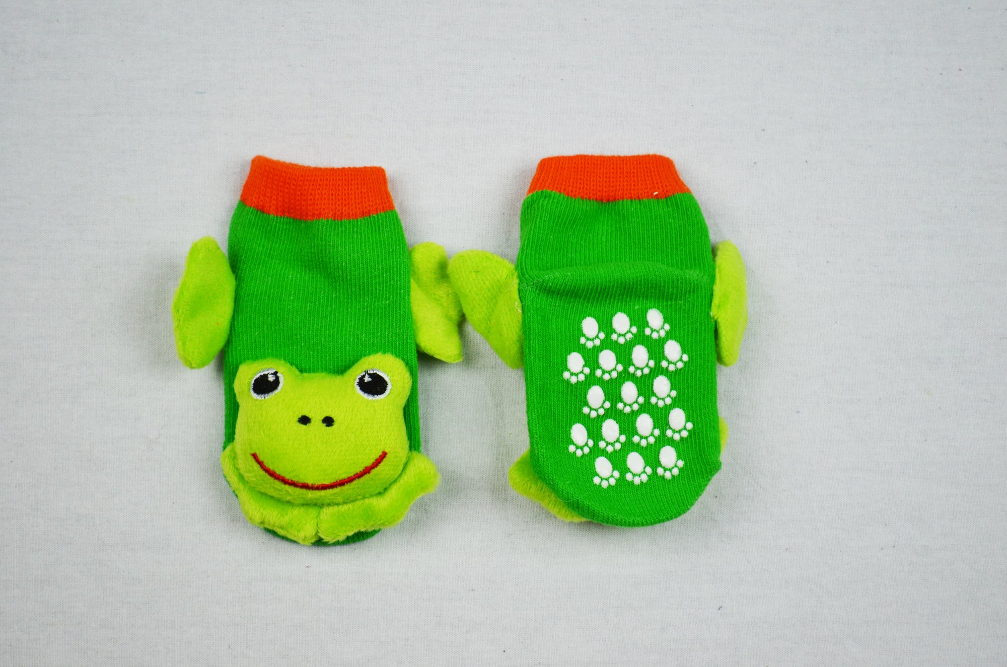 Frog - Aussie Happy Socks - Baby Socks - Happy Pants - 2