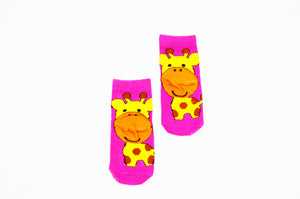 Giraffe - Aussie Happy Socks - Kids - Happy Pants - 1