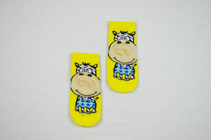 Cow - Aussie Happy Socks - Kids - Happy Pants - 1
