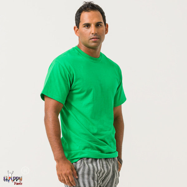 Apple Green T-Shirt - Happy Pants - 1