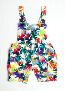 Palm Multicolour Star Happy Jumpsuit