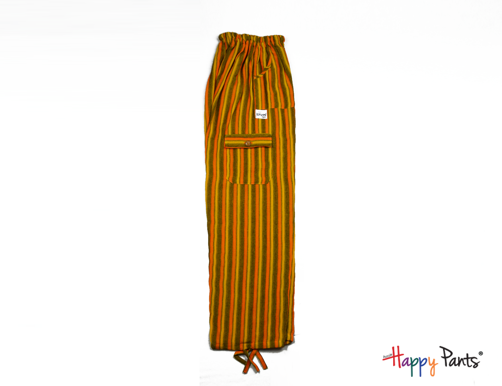 Yellow Happy Pants - Happy Pants
