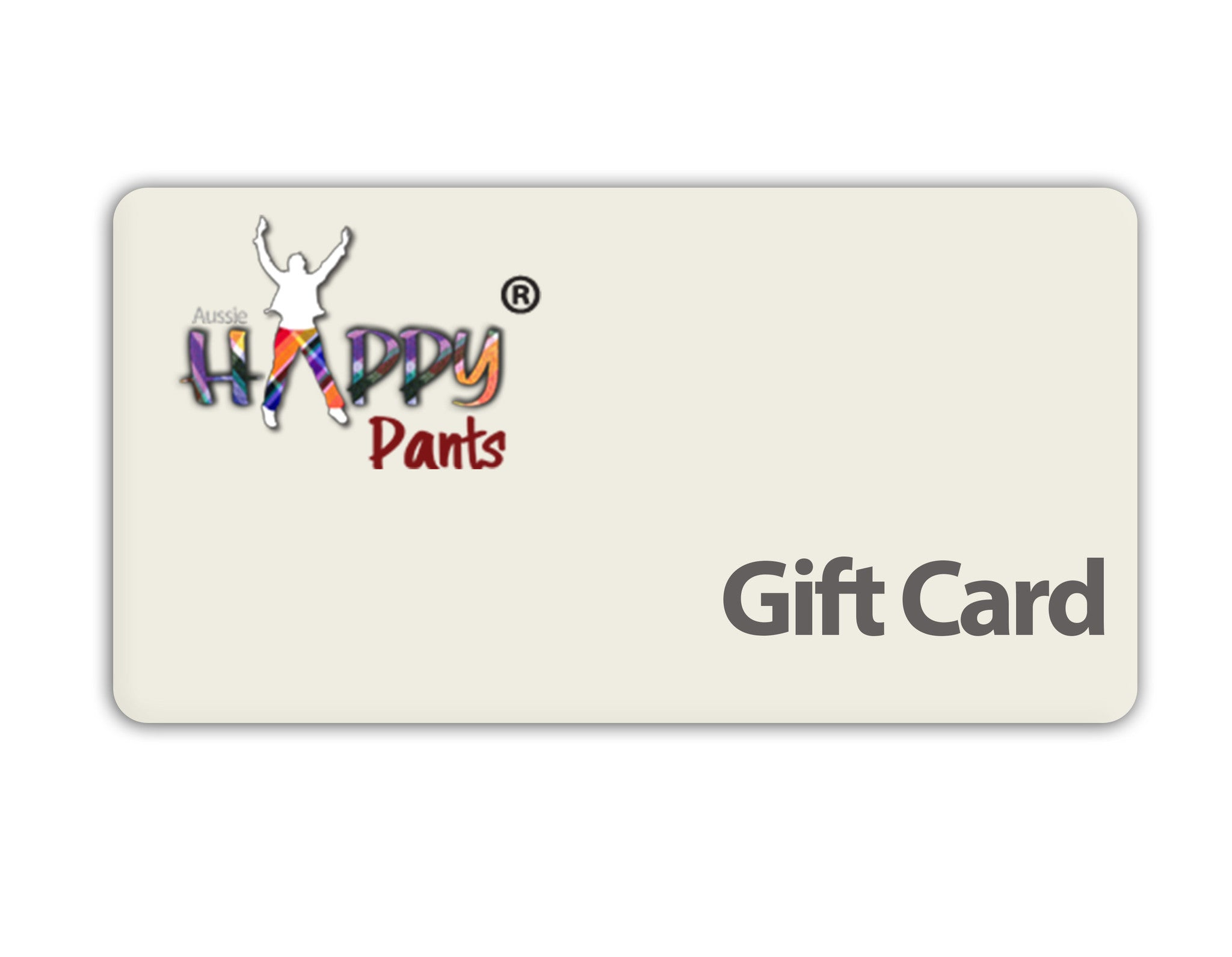 Gift Card - HAPPYPANTS.com.au - Happy Pants - 1