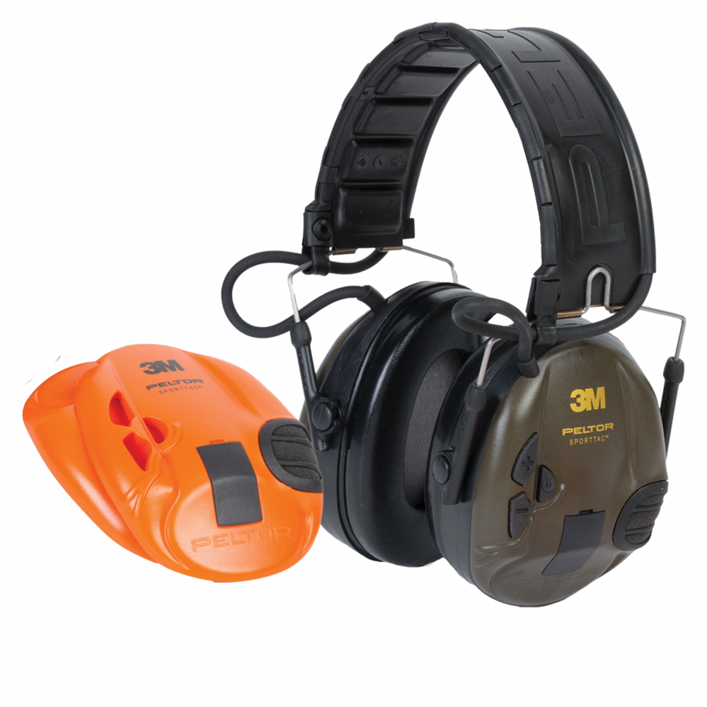 3M Peltor SportTac Hunting Ear Muffs | Safety Superstore ...