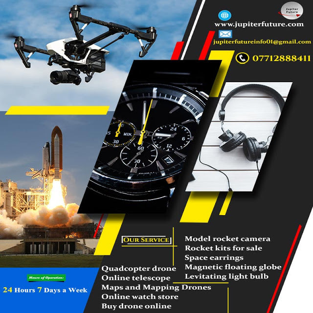 The Successful Use Of Drone Camera In Various Industries