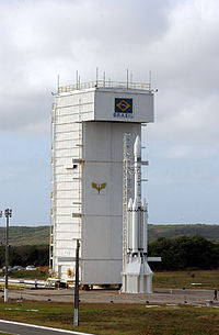 Brazil launch Pad