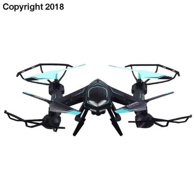 Quadcopter 3D Stunt Flying Aerocraft Mini Drone