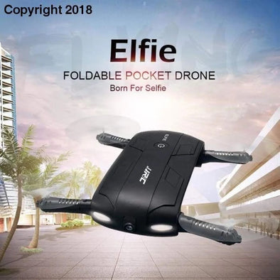 JJRC H37 Altitude Hold HD Camera Selfie Elfie Foldable FPV Image Transmission