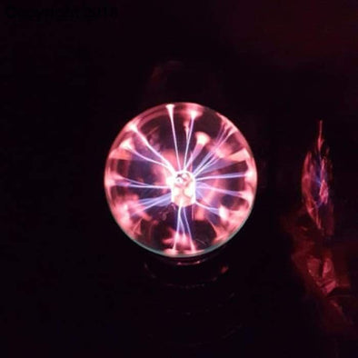 USB Electrostatic Plasma Ball Lamp - Christmas Sphere Light Lamp Ball