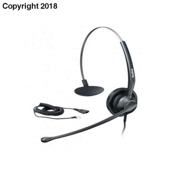 Headphones with Microphone YEALINK YHS33 - future-rockets