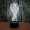 3D Small guardian angel night light